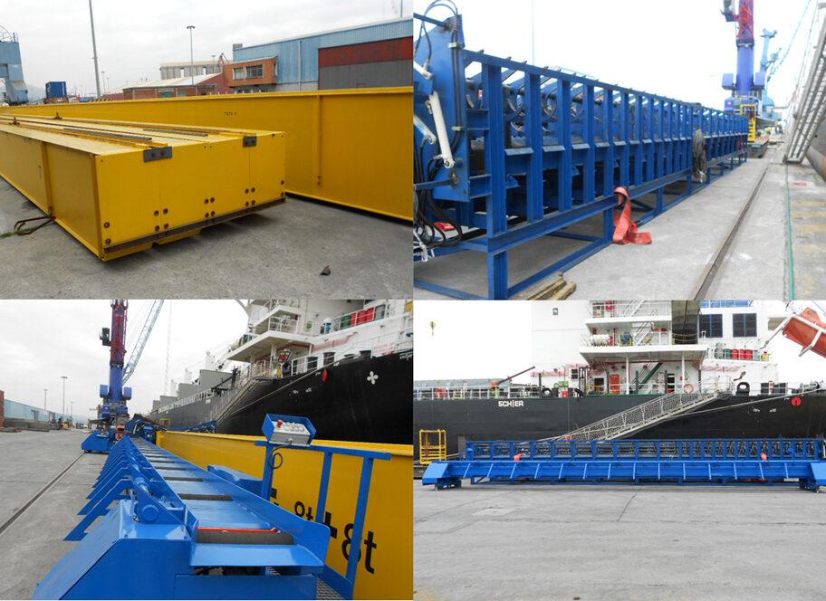 project-cargo, steel-transport, maritime, logistics