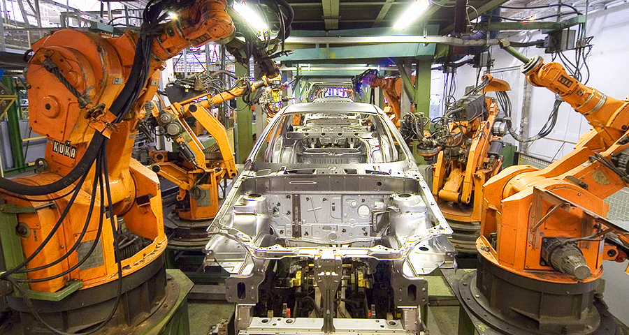 envio-mercancias-industriales-maquinaria-robots-kuka
